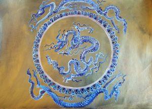Le cycle des dragons