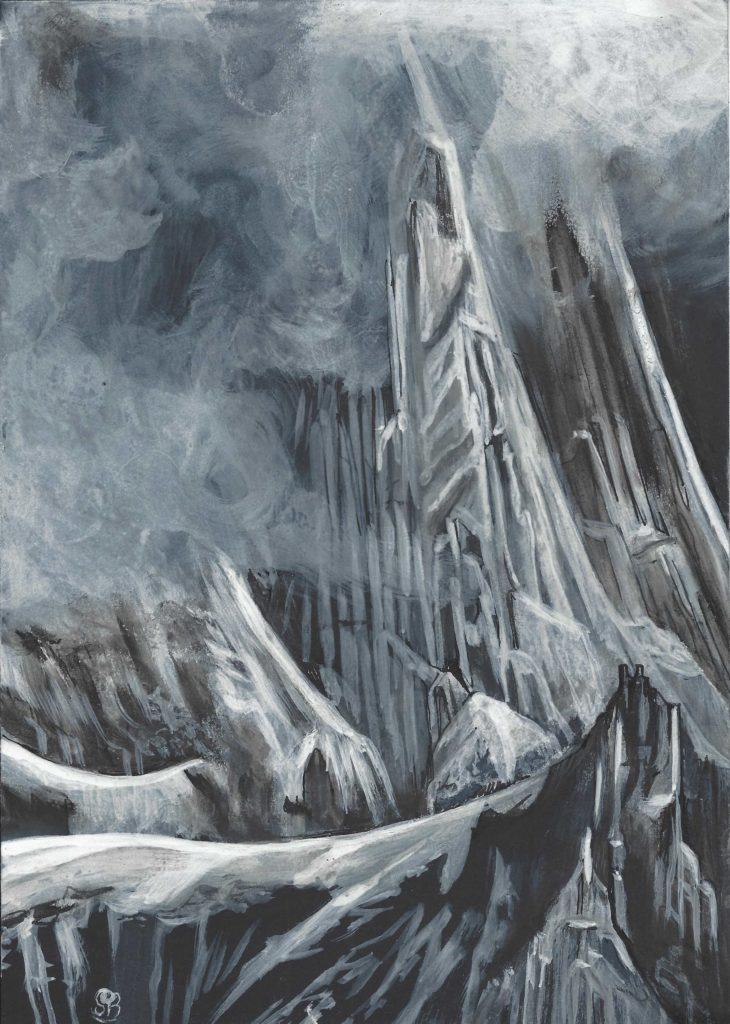 brumes de glace