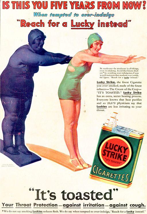 La cigarette miraculeuse de monsieur Bernays