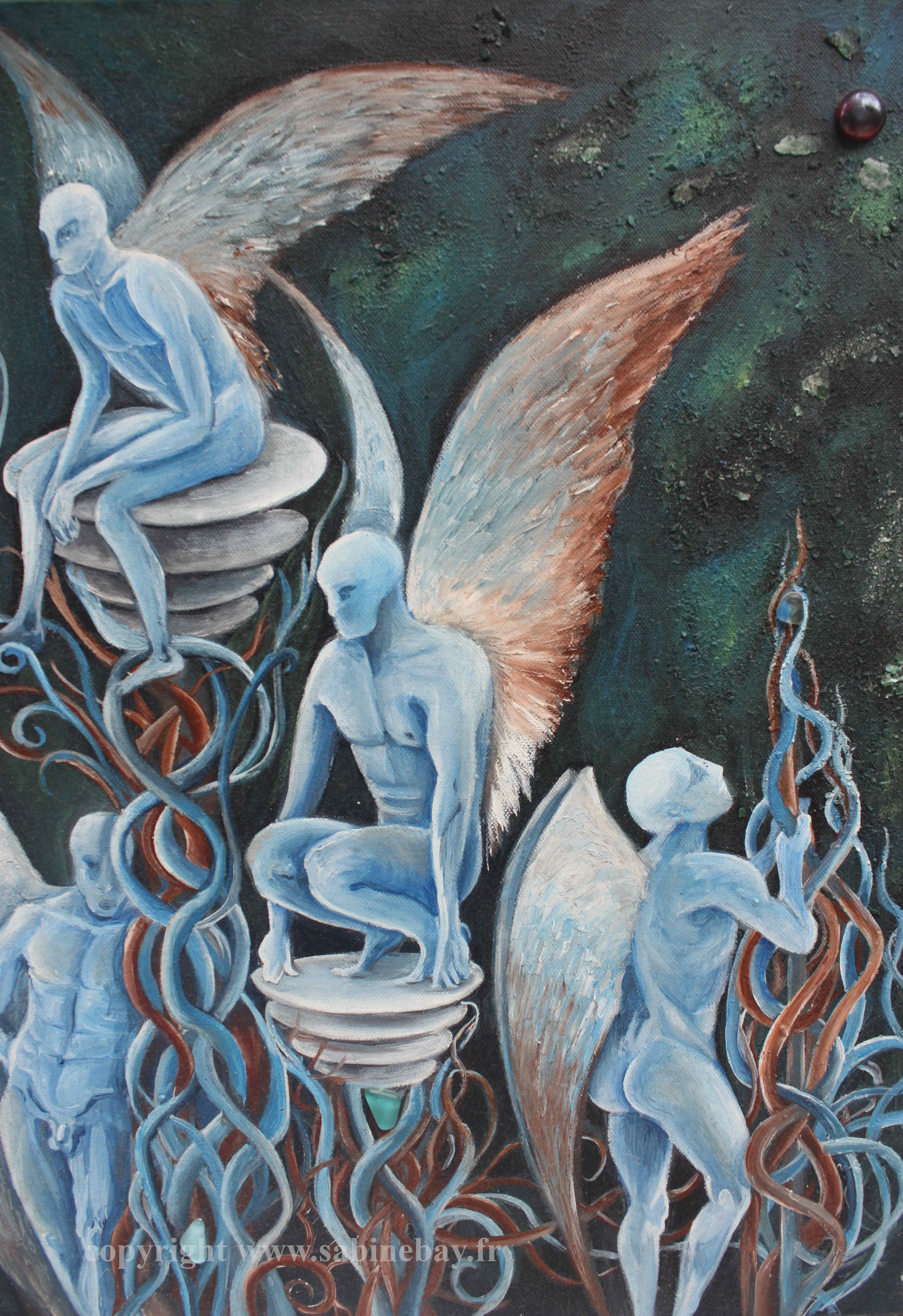 L'ennui des anges