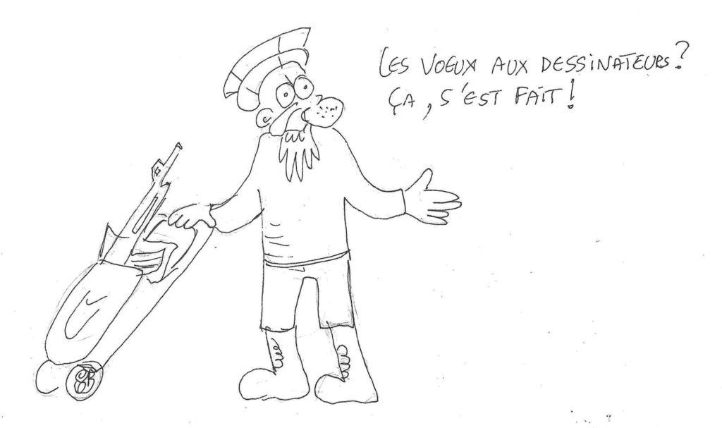 Hommage à Charb
