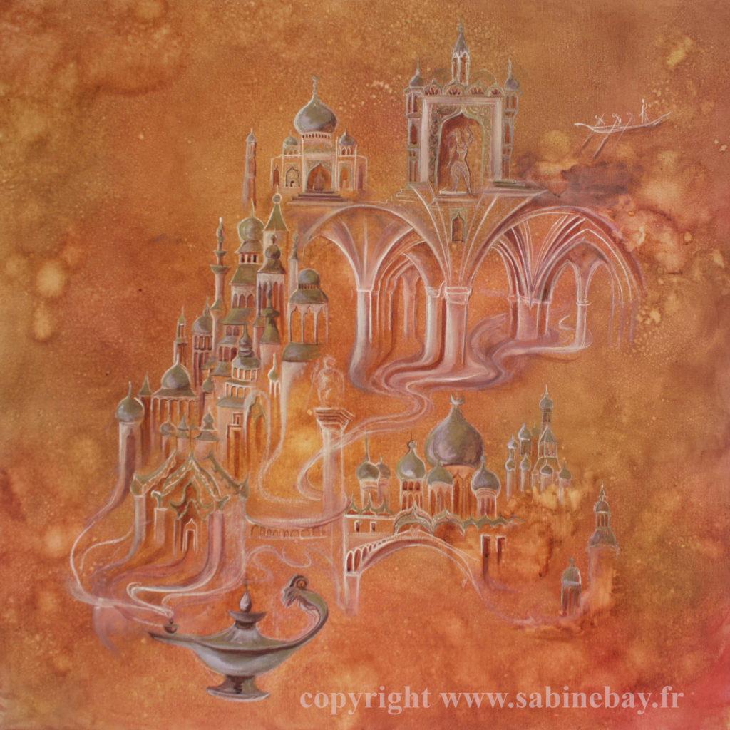 Le rêve d'Aladin