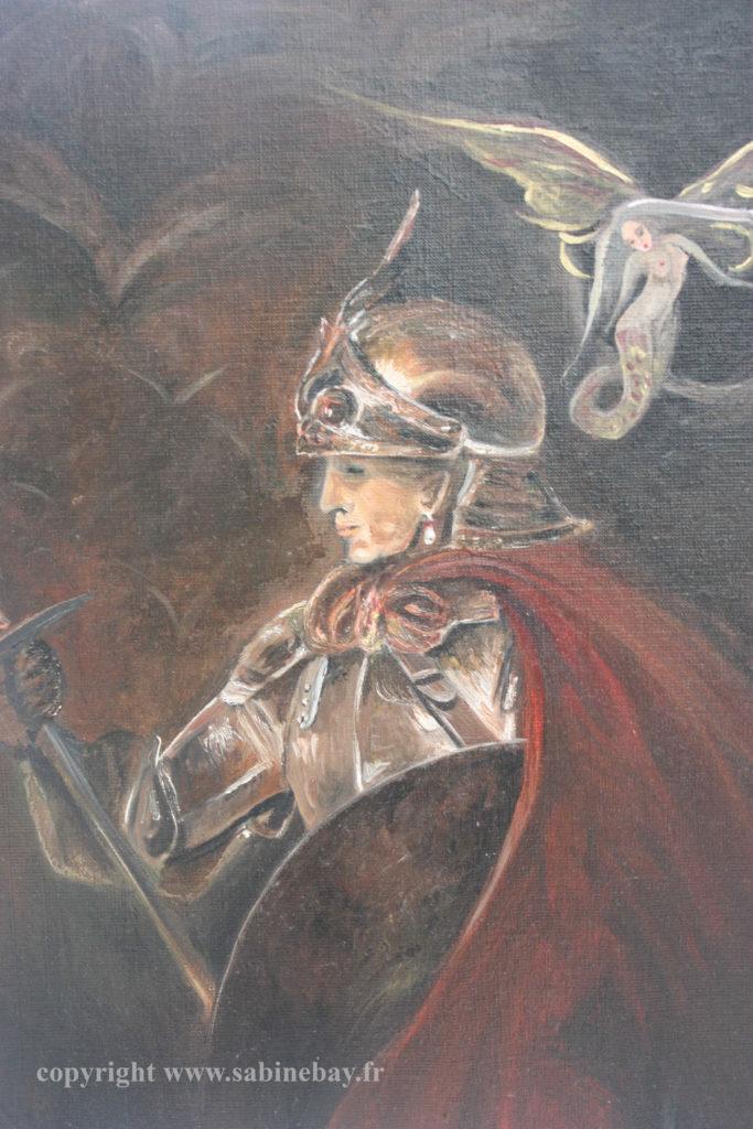 Le rêve du chevalier