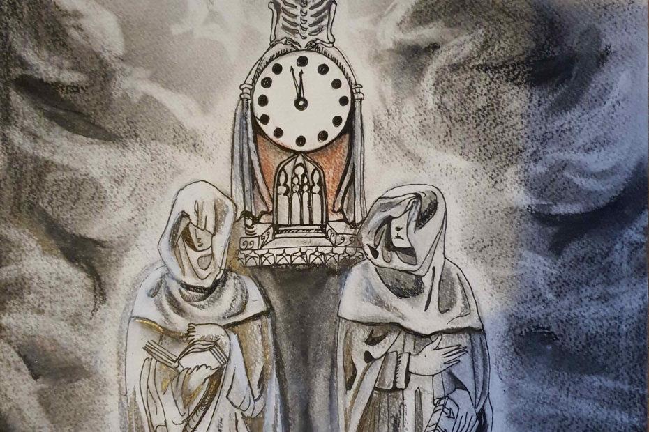 horloge de l'apocalypse