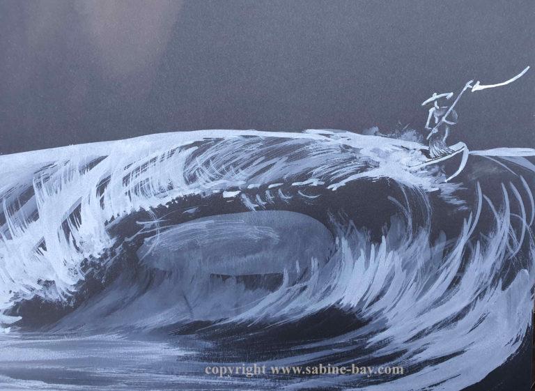 Ankou surfeur