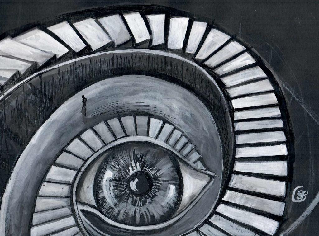 Esprit d'escalier